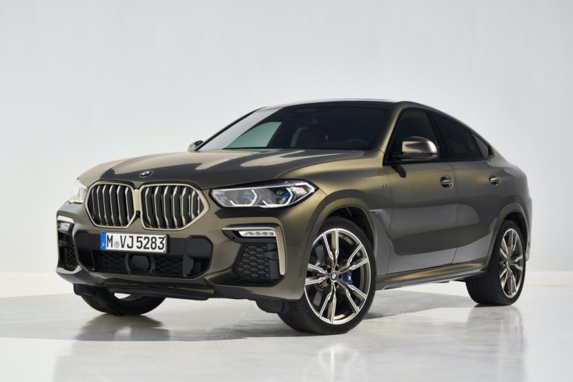 2020 BMW X6 exterior design 09 830x553