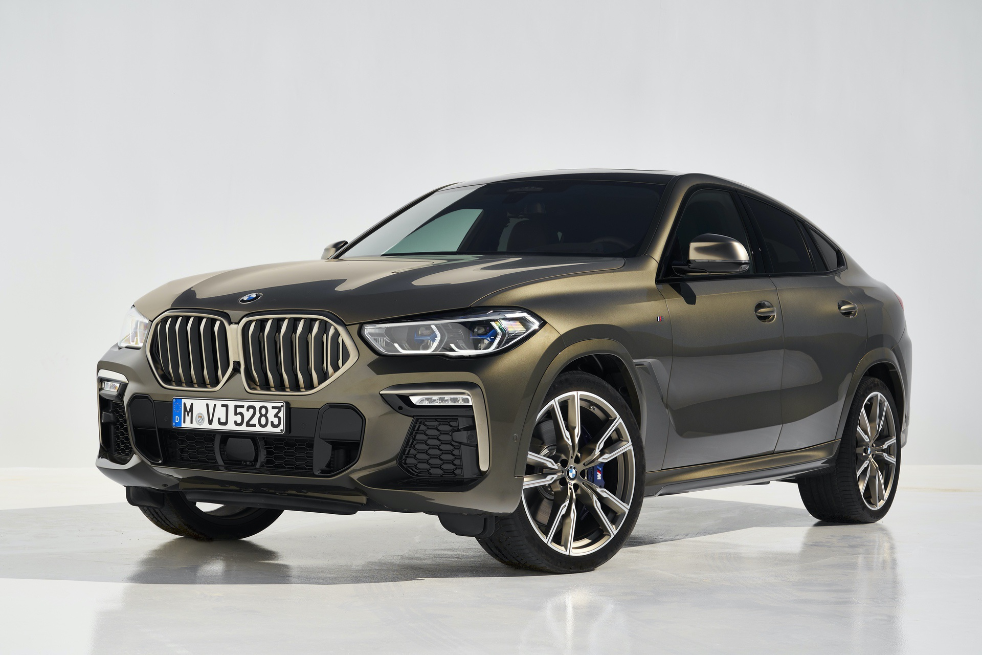 World Premiere The All New Bmw X6 G06 As Polarizing As Ever