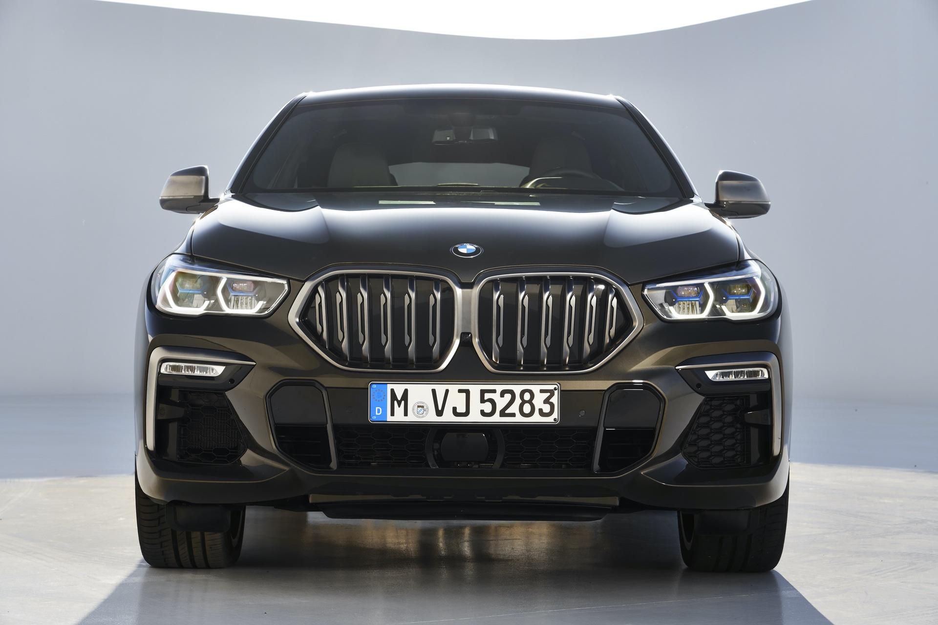 2020 BMW X6 exterior design 16