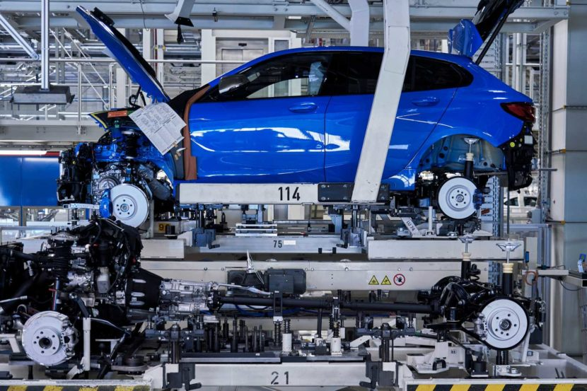 2020 bmw 1 series production at leipzig factory2 830x553