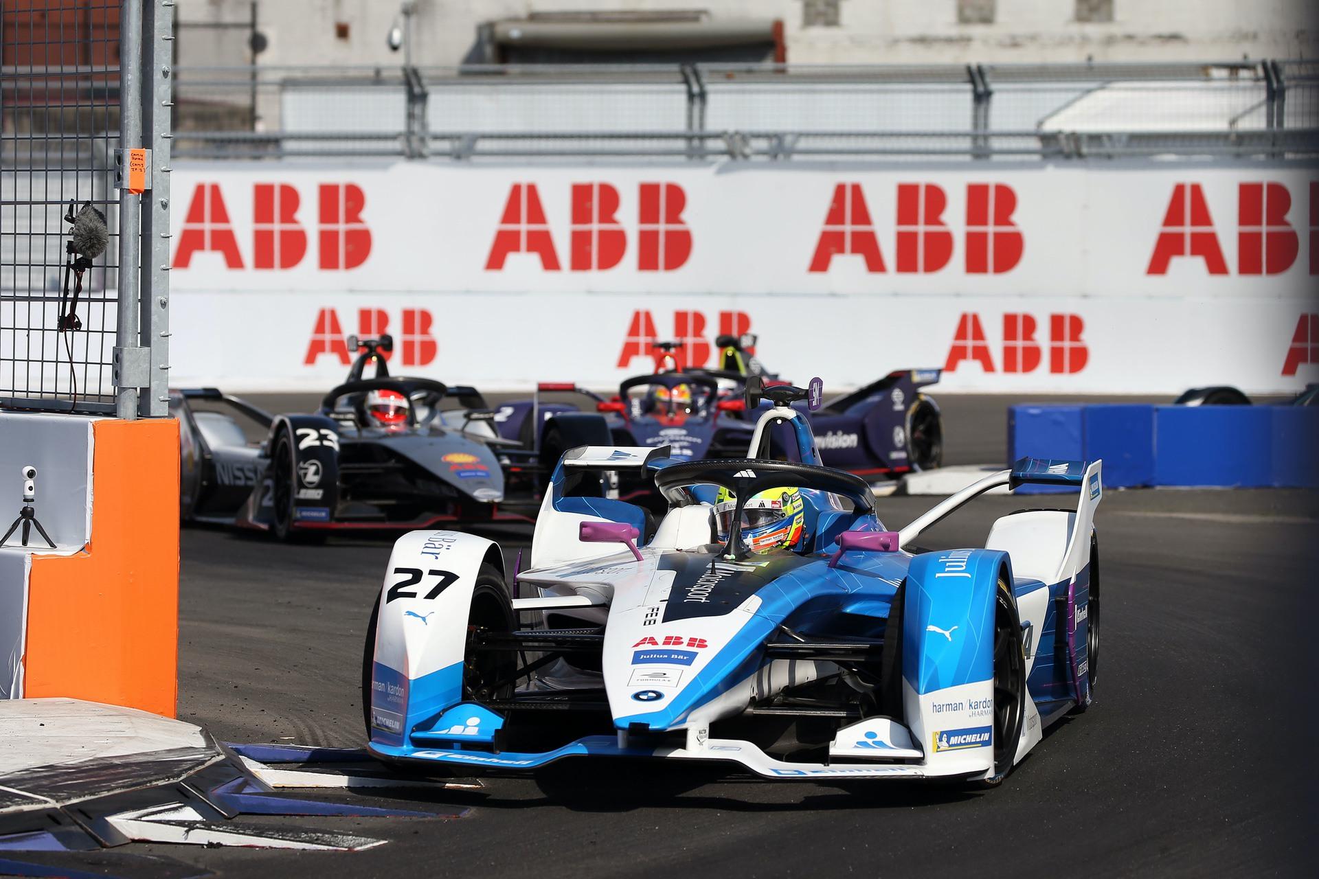Alexander Sims NYC Formula E 05