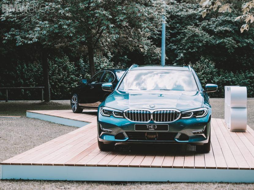 BMW 3 Series Touring 330e 36 830x623