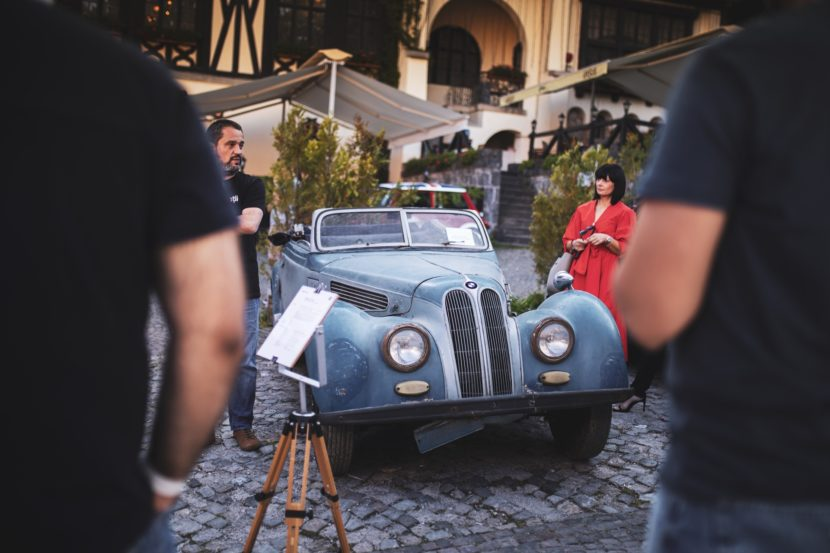 BMW 327 Roadster Romania Sinaia 01 830x553
