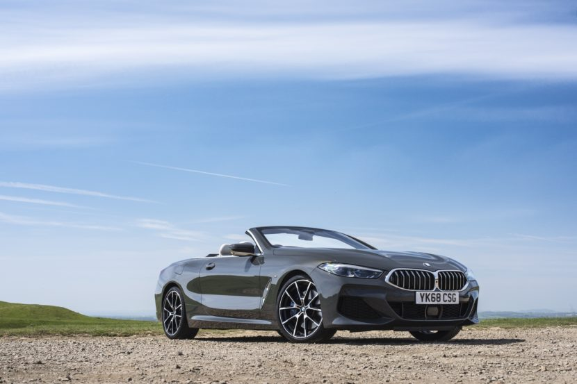 BMW 8 Series Convertible 840d 05 830x553