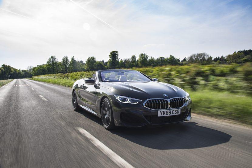BMW 8 Series Convertible 840d 31 830x553