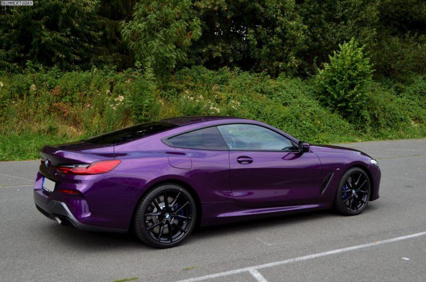 BMW 8er G15 Individual Twilight Purple M850i 03 830x550