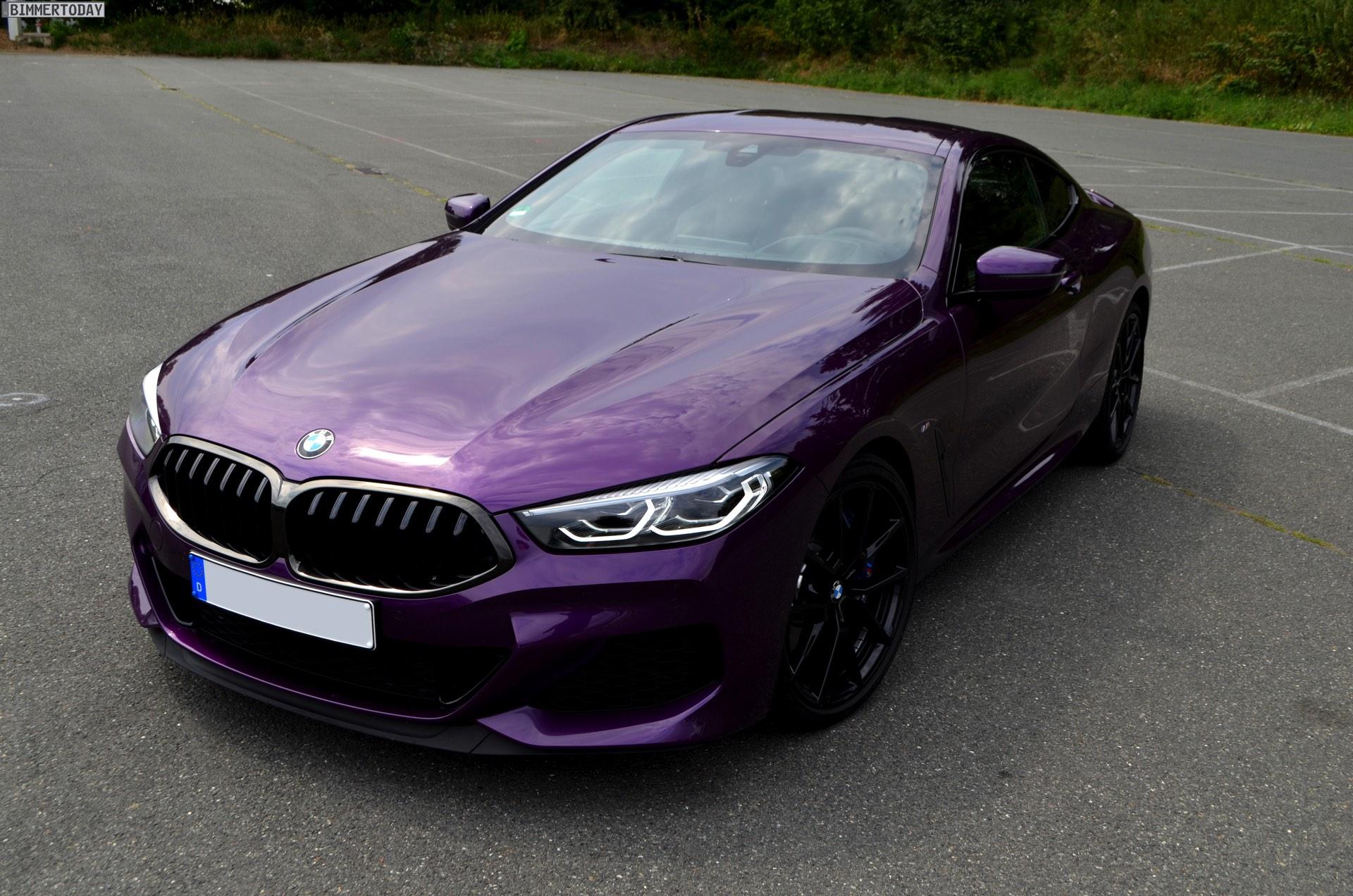 BMW 8er G15 Individual Twilight Purple M850i 06