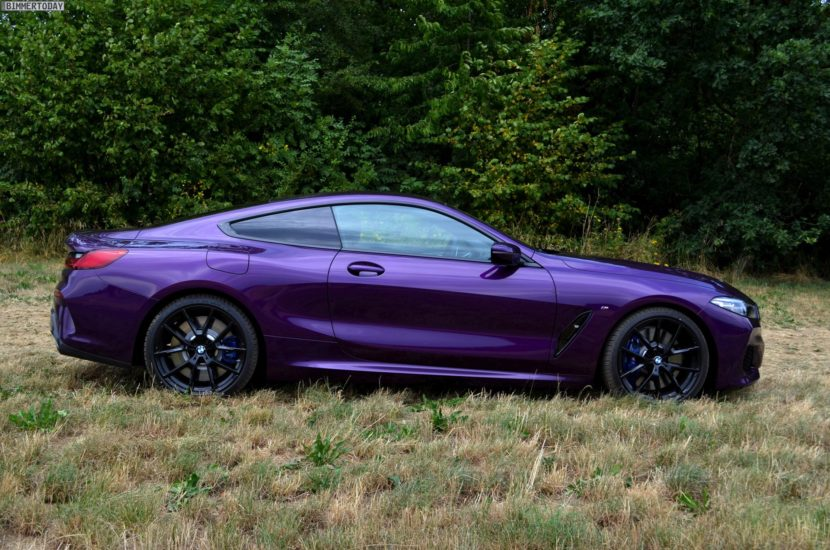 BMW 8er G15 Individual Twilight Purple M850i 14 830x550