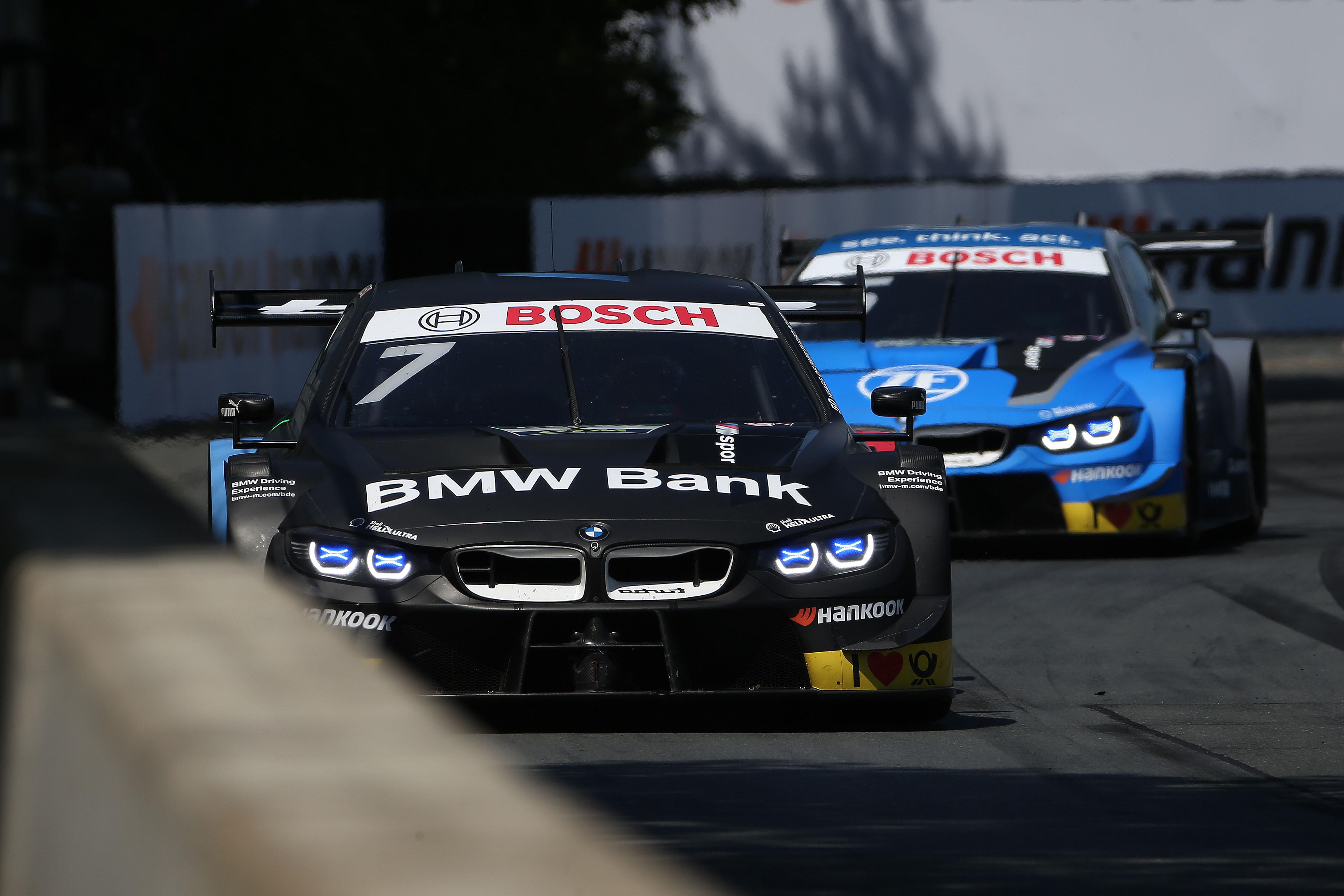 BMW DTM Bruno Spengler