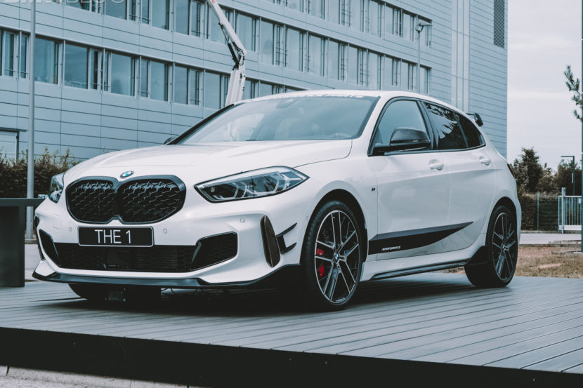 BMW M135I xDrive M Performance Parts 3 830x553