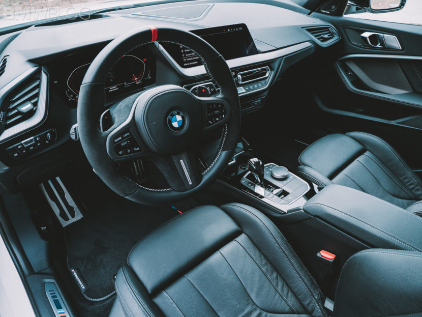 BMW M135I xDrive M Performance Parts 33 830x623
