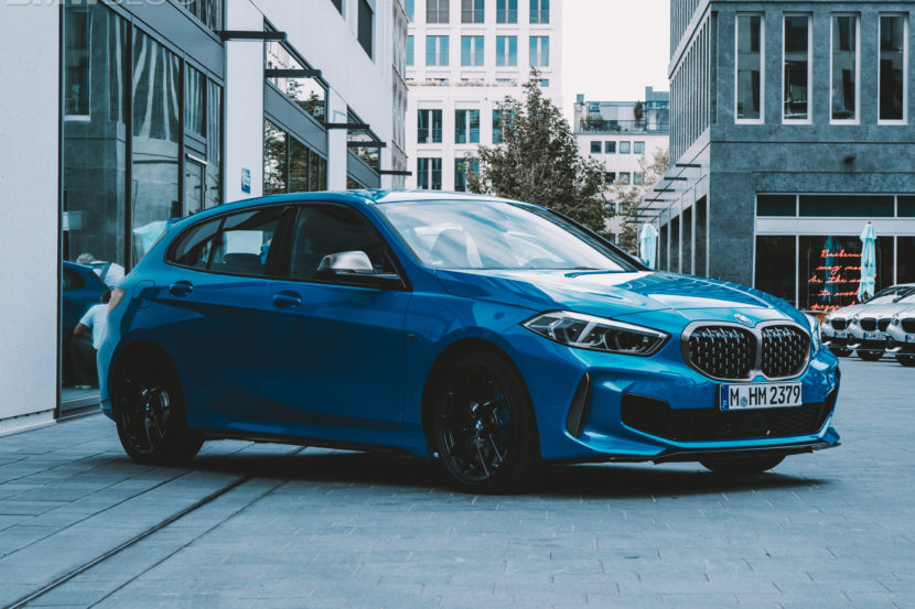 BMW M135I xDrive test drive 13 830x553
