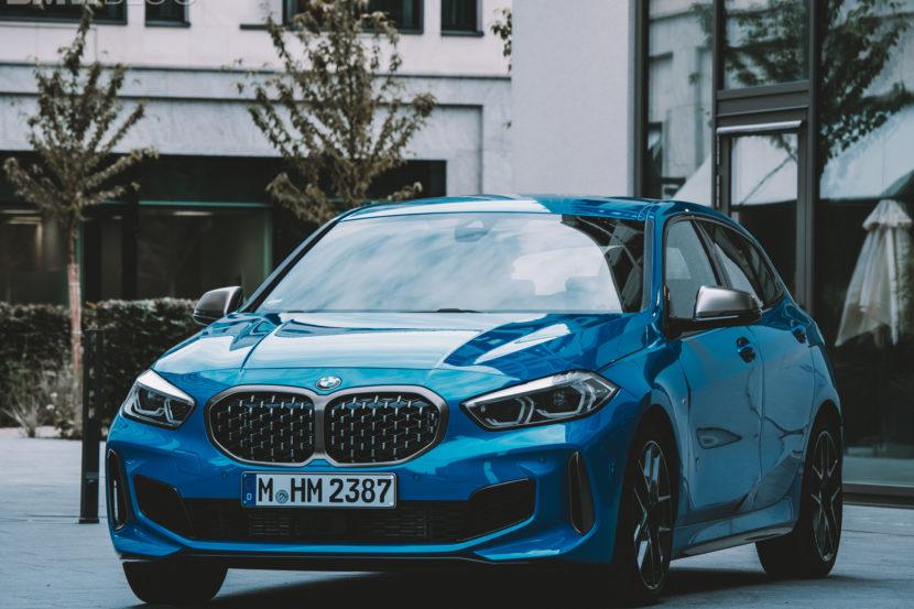 BMW M135I xDrive test drive 16 830x553