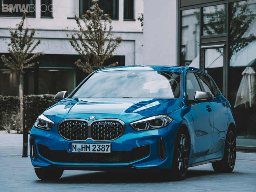 BMW M135I xDrive test drive 16 830x623
