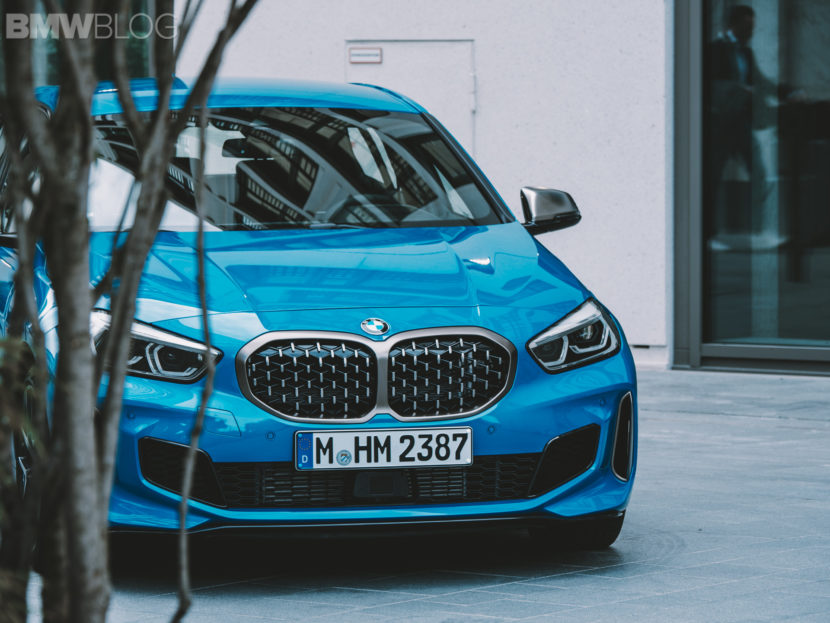 BMW M135I xDrive test drive 20 830x623