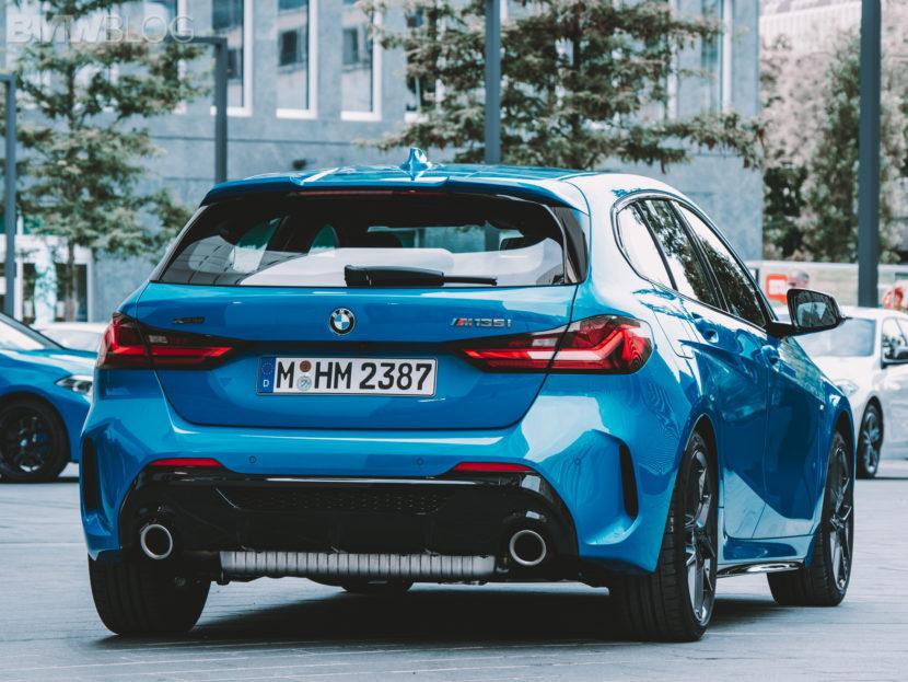 BMW M135I xDrive test drive 22 830x623