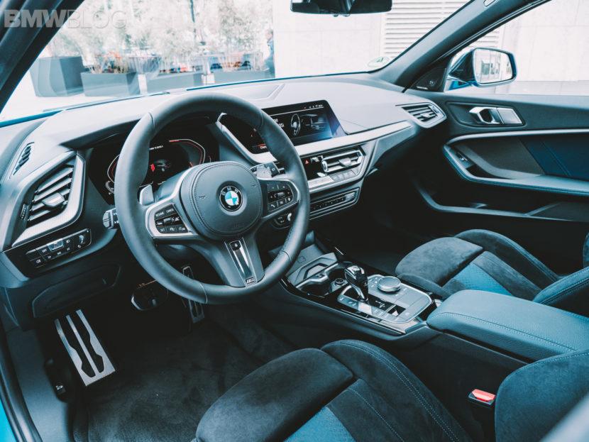BMW M135I xDrive test drive 36 830x623