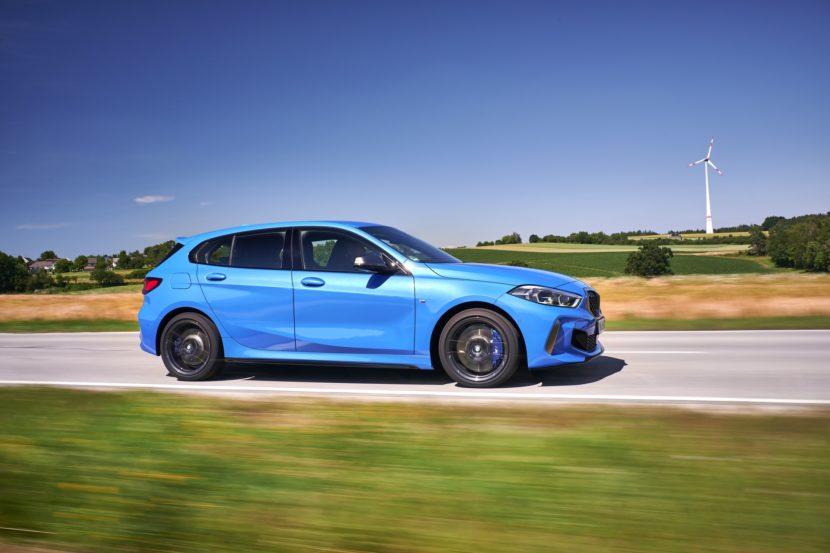 BMW M135i xDrive test drive 09 830x553