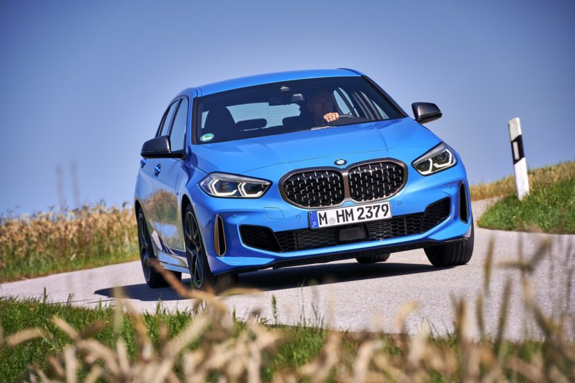 BMW M135i xDrive test drive 24 830x553