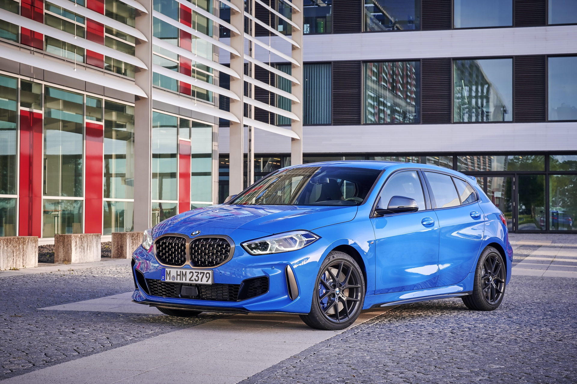 BMW M135i xDrive test drive 38