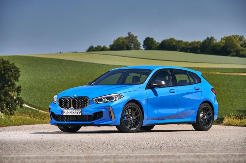 BMW M135i xDrive test drive 43 830x553