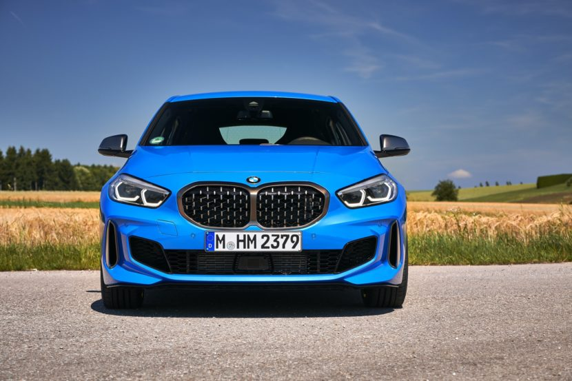 BMW M135i xDrive test drive 44 830x553