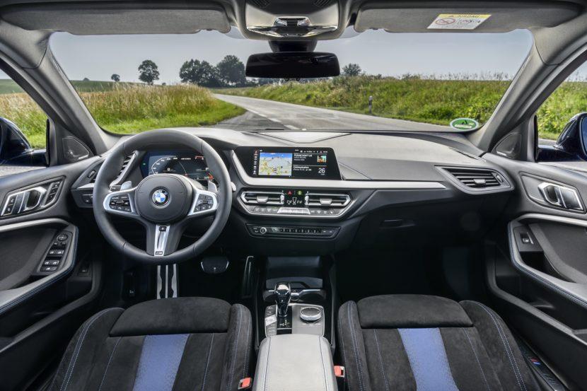BMW M135i xDrive test drive 58 830x553