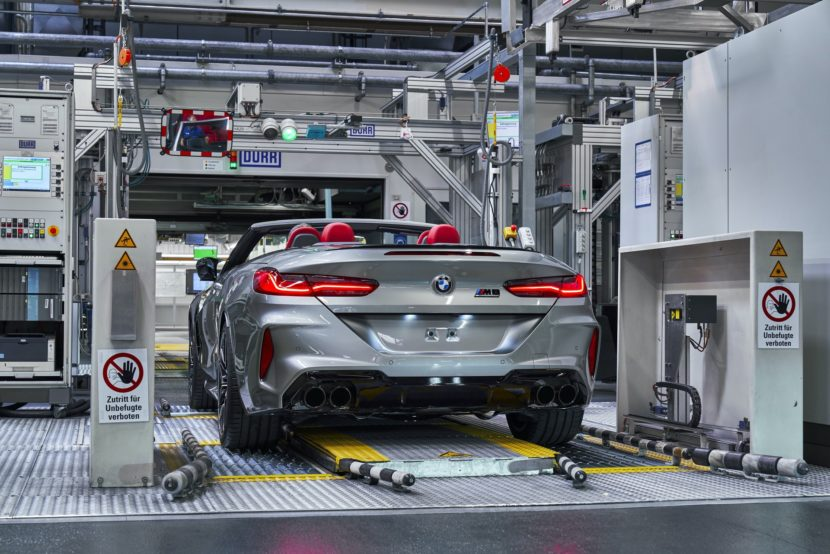 BMW M8 Coupe Convertible Dingolfing 05 830x554