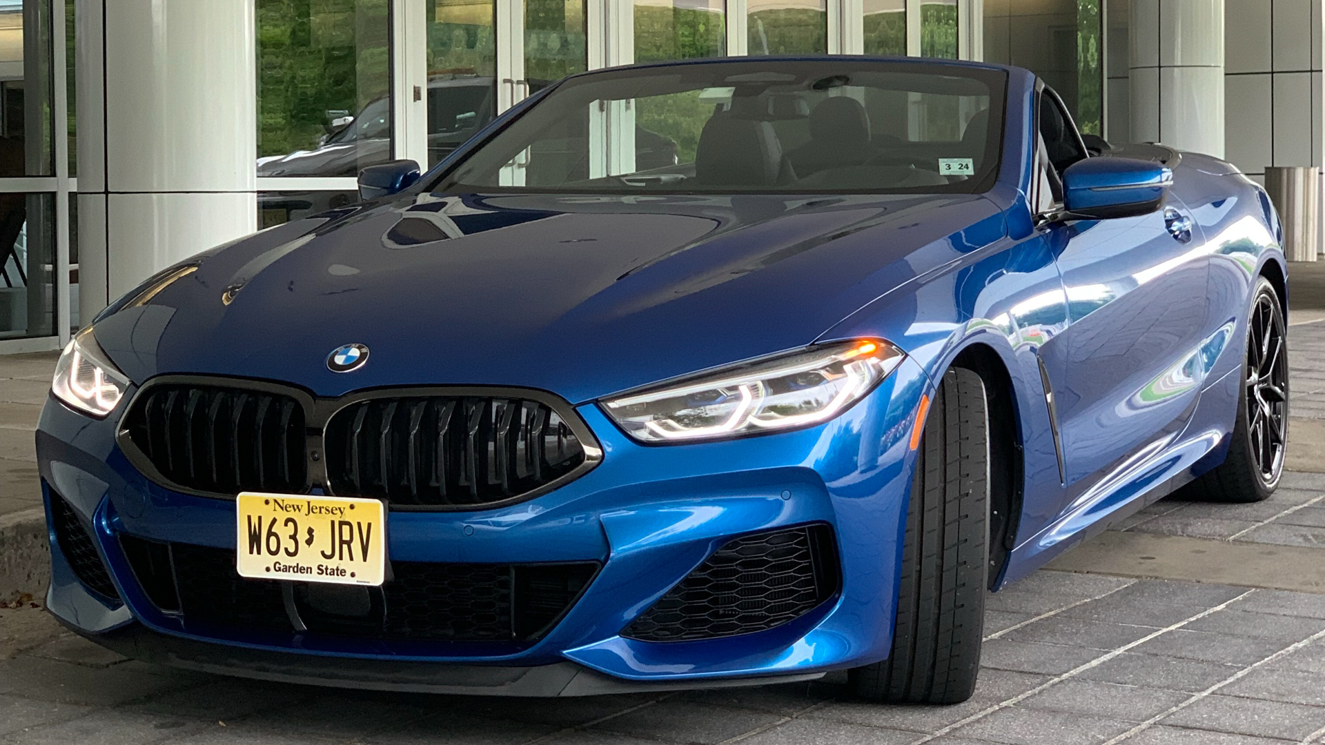 BMW M850i Convertible 1 of 1