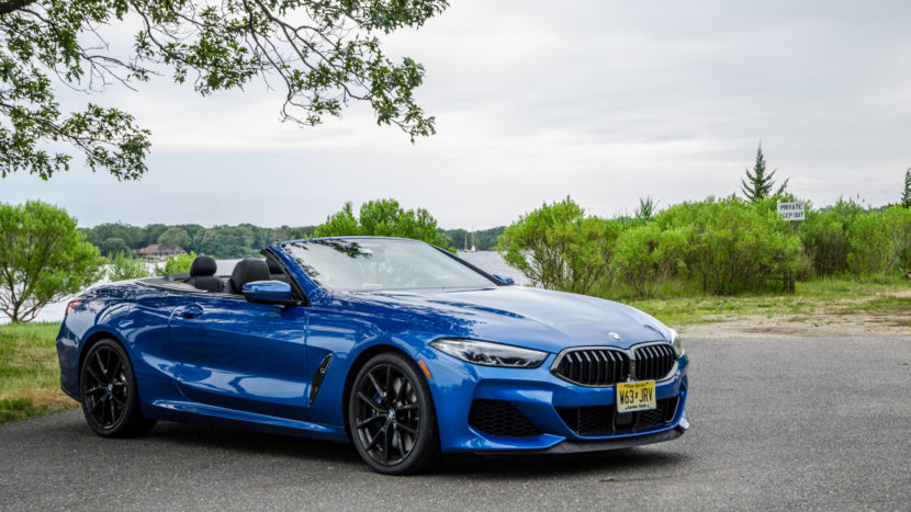 BMW M850i Convertible 21 of 30 830x467