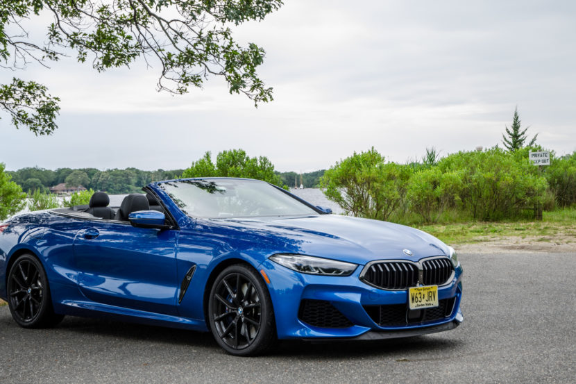BMW M850i Convertible 21 of 30 830x553