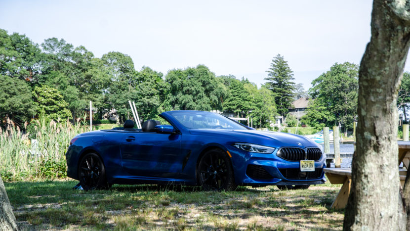 BMW M850i Convertible 27 of 30 830x467