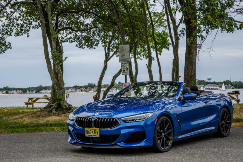 BMW M850i Convertible 3 of 30 830x553