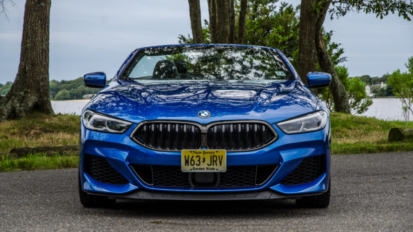 BMW M850i Convertible 4 of 30 830x467