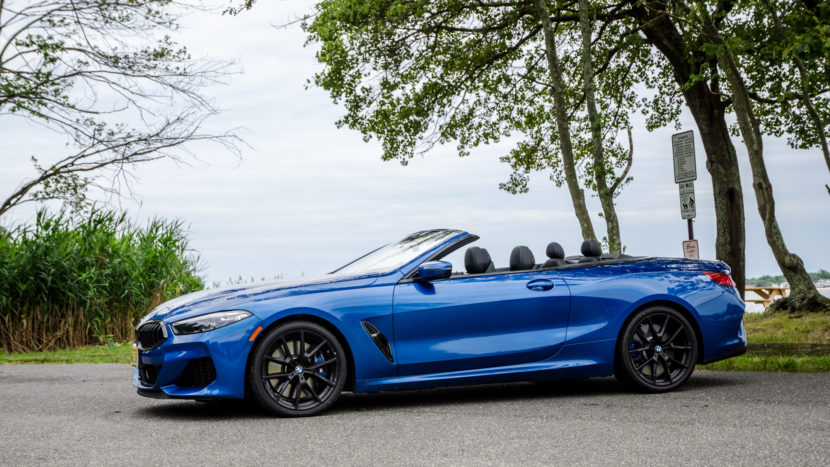 BMW M850i Convertible 5 of 30 830x467