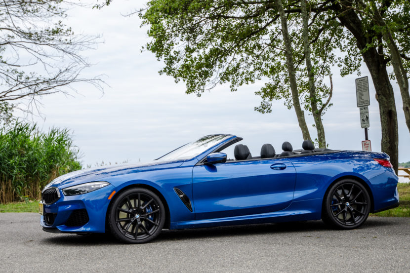 BMW M850i Convertible 5 of 30 830x553