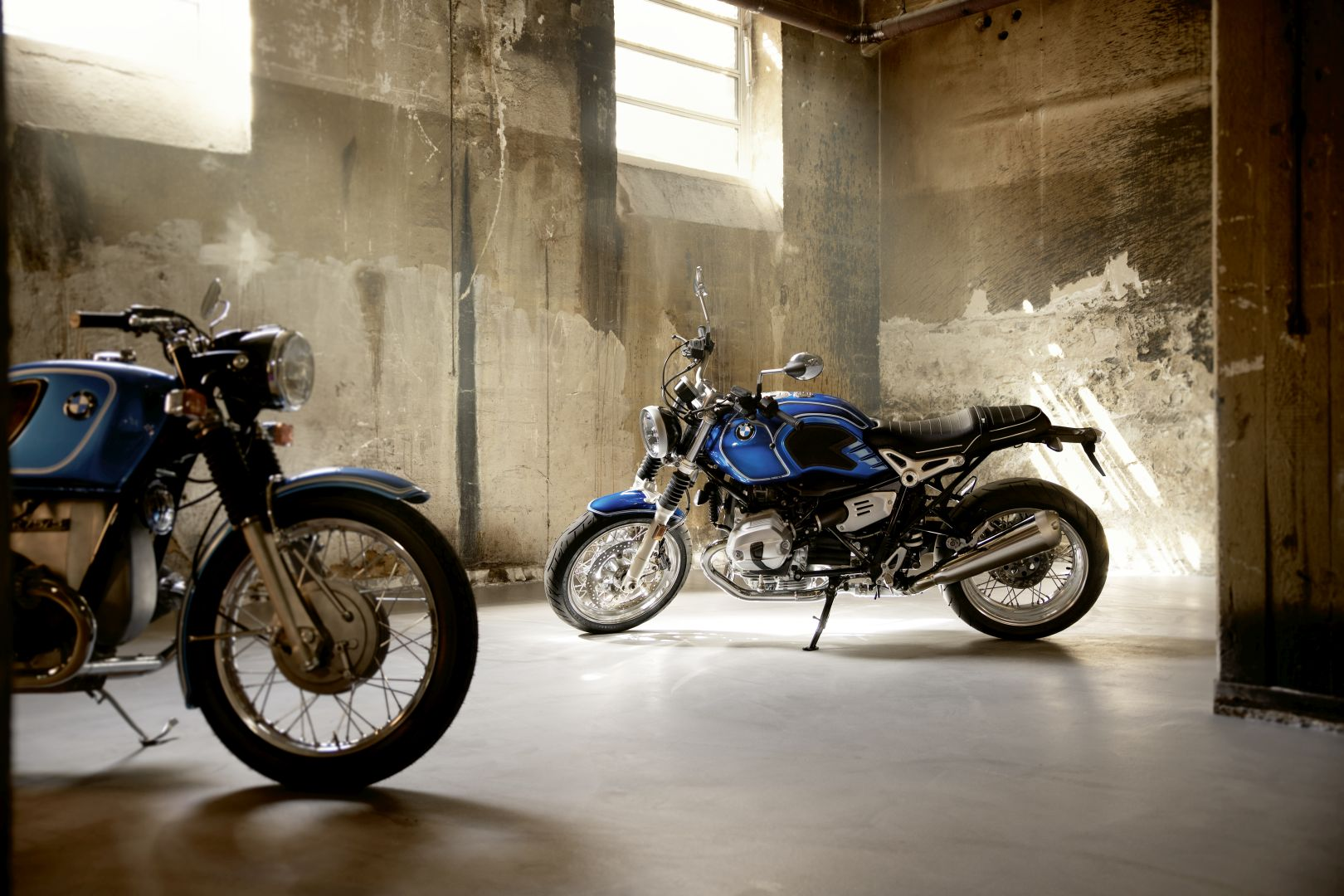 New BMW R nineT /5 Model Launched to Celebrate 50th Anniversary