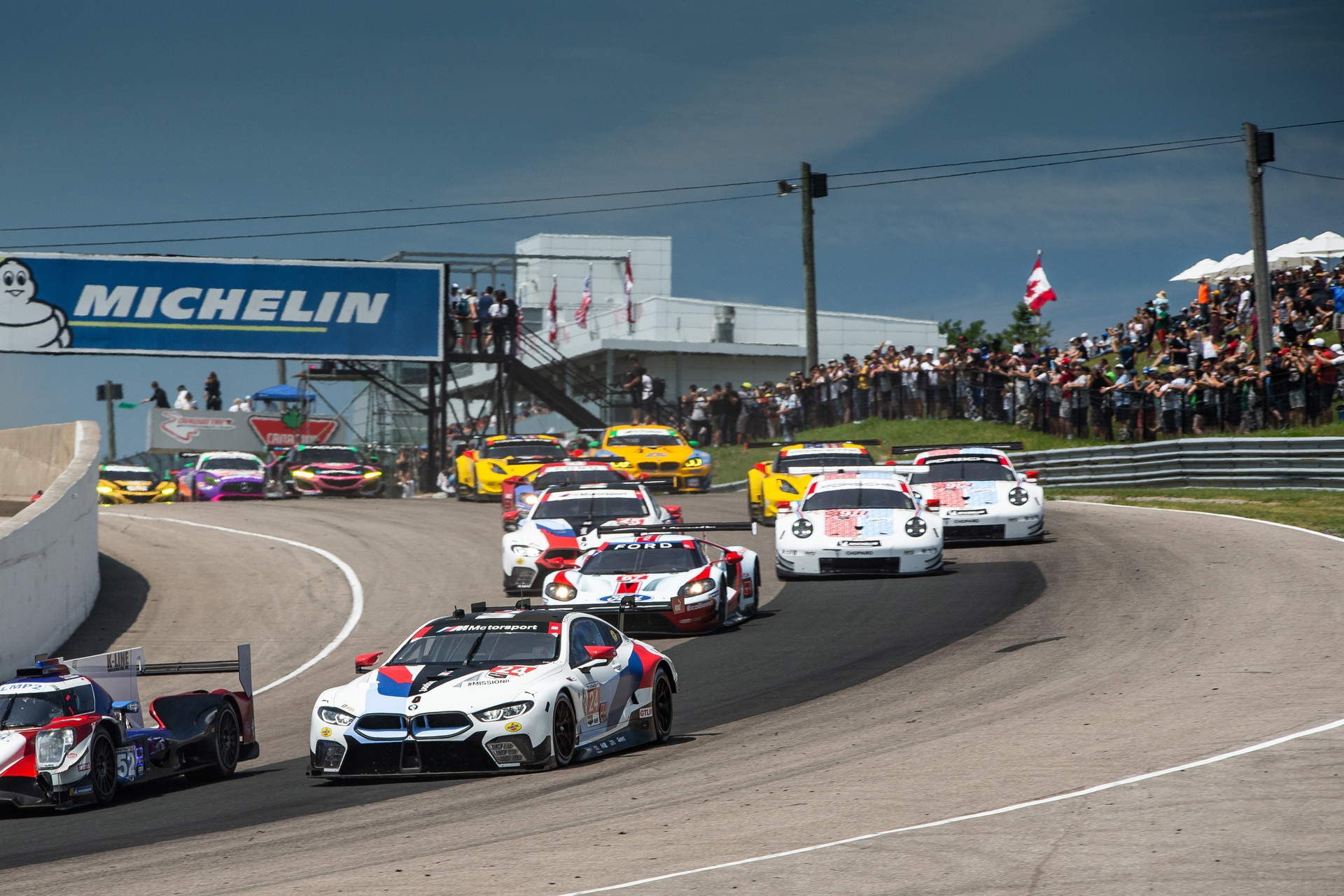 BMW Team RLL Finishes P2 and P4 at Canadian Tire Motorsport Park 0ASTERCKENN carbon fiber 01