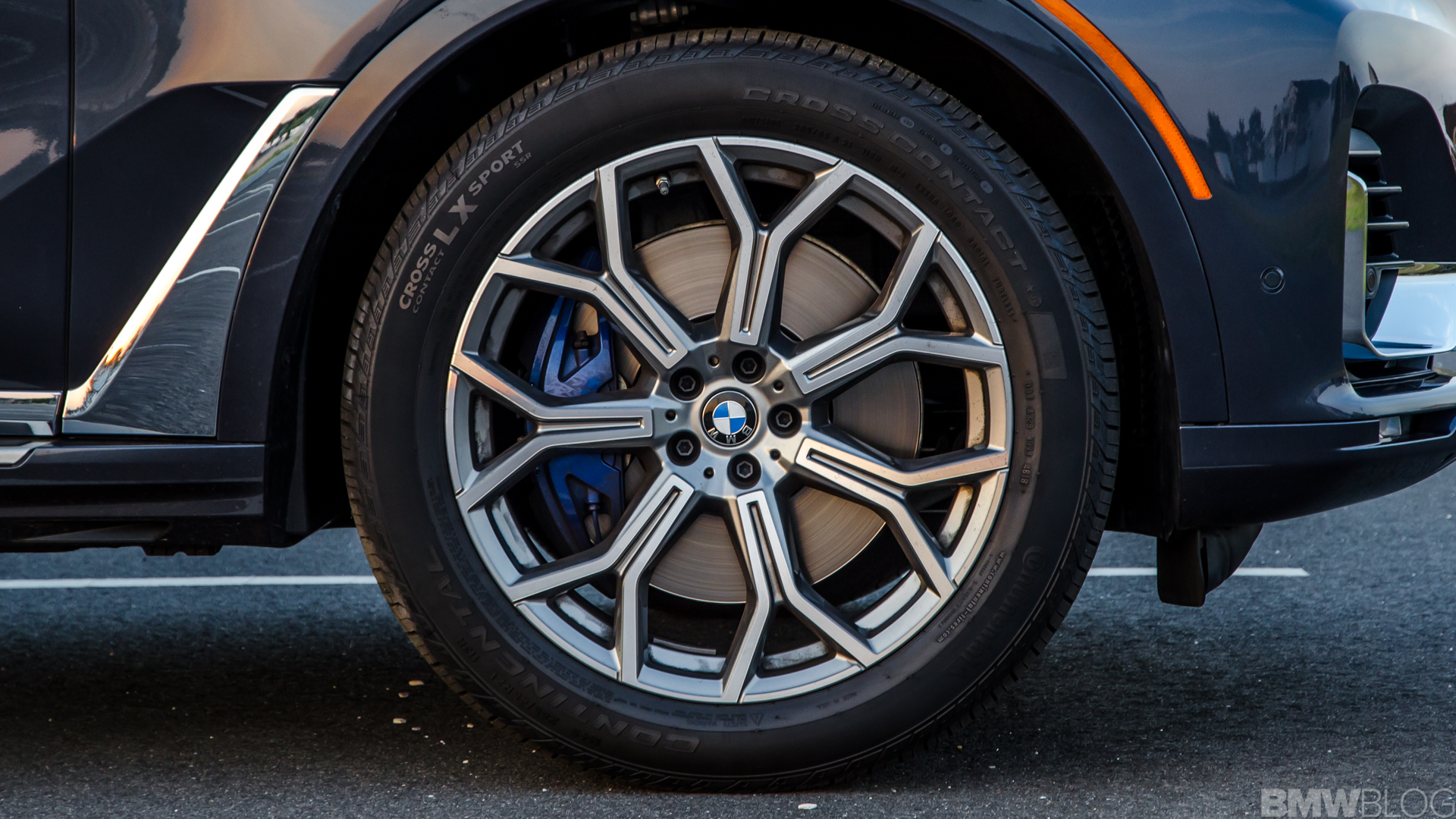 Bmw X5 And X7 Models Will Come With Bridgestone Tires From Now On