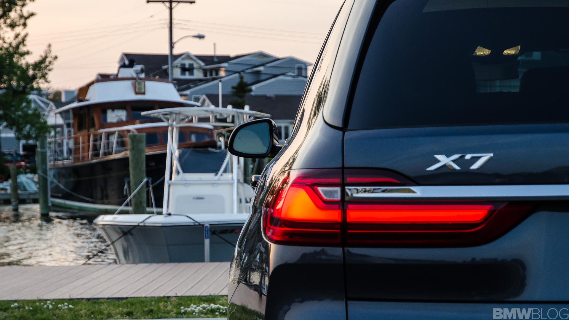 BMW X7 xDrive50i 32 of 71