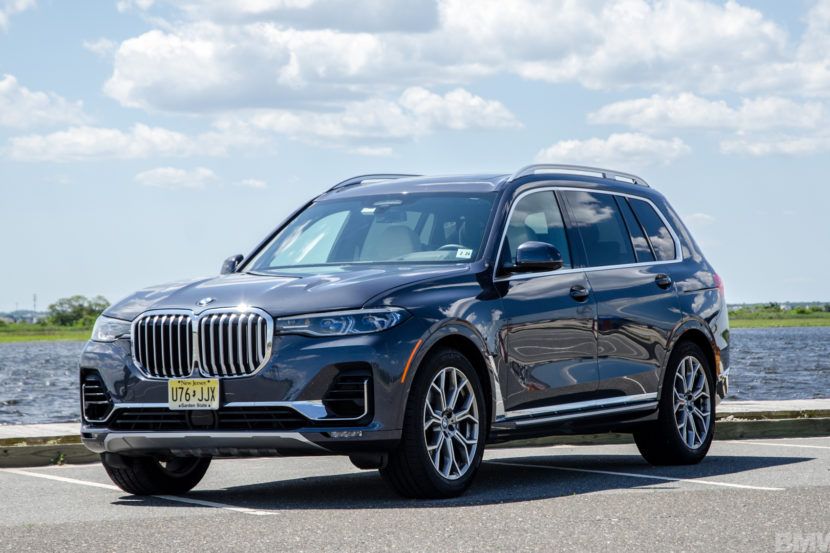 BMW X7 xDrive50i 5 of 71 830x553