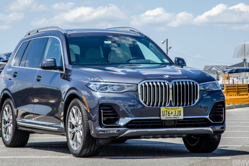 BMW X7 xDrive50i 7 of 71 830x553