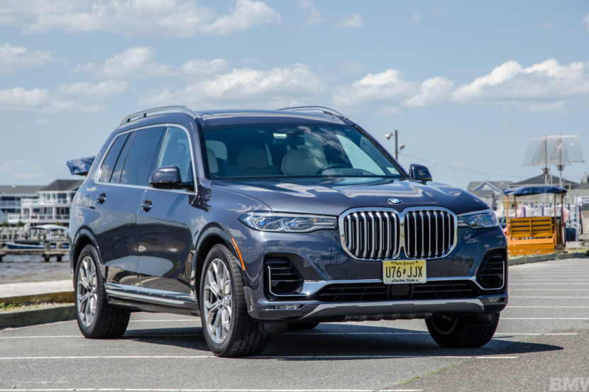 BMW X7 xDrive50i 8 of 71 830x553