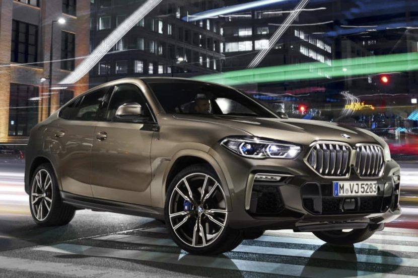 Bmw X6 All About Car