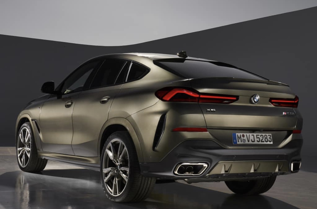 Leaked The New Bmw X6 G06