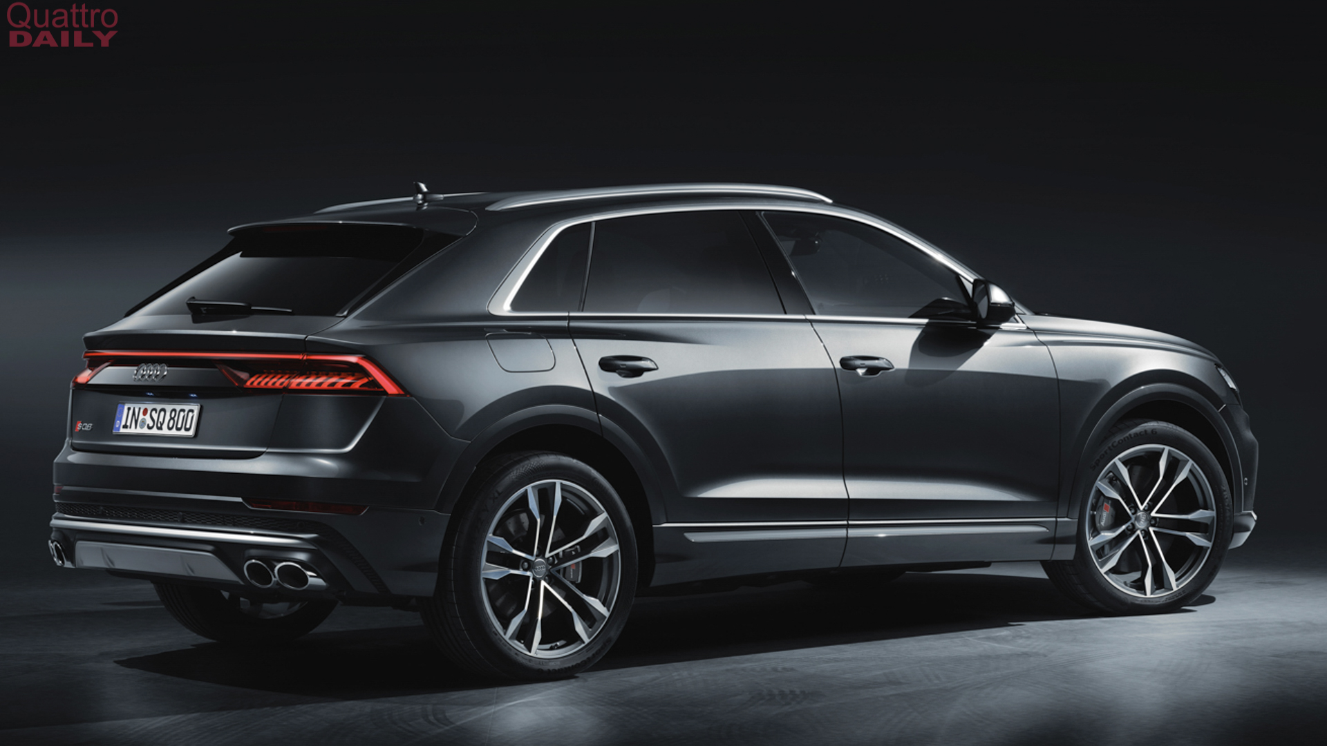 Future Audi Rs Q8 To Take On The Upcoming Bmw X6 M