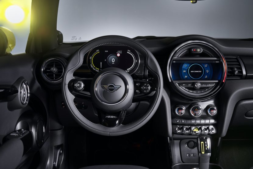 MINI Cooper SE electric images 14 830x554