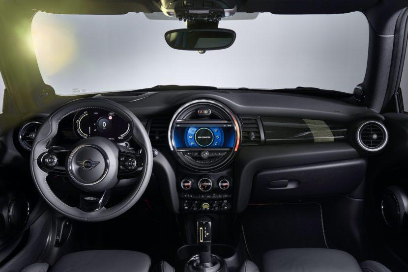 MINI Cooper SE electric images 15 830x554