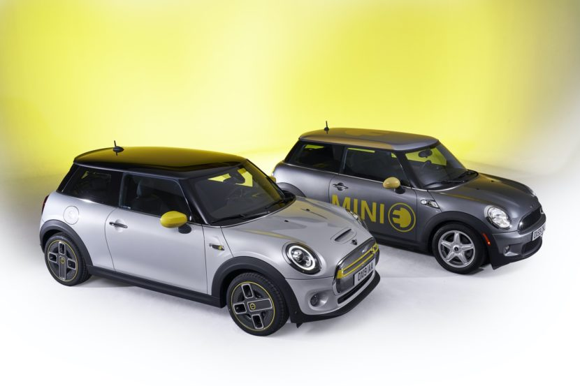 MINI Cooper SE electric images 35 830x553
