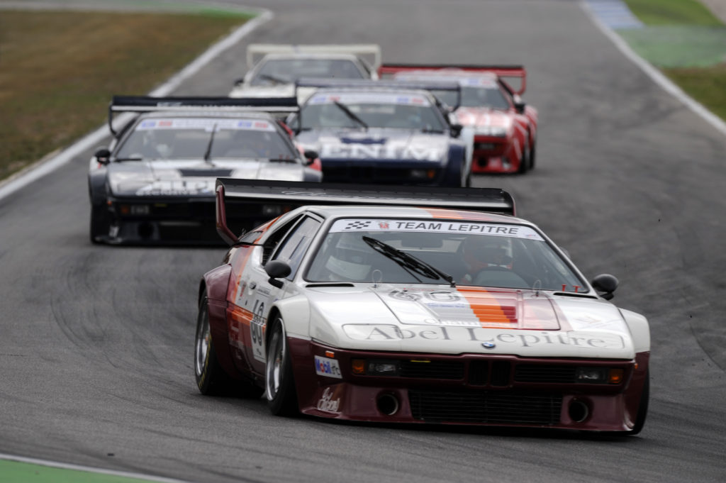 BMW M1 Procar Series Will Be Racing at Norisring This Weekend